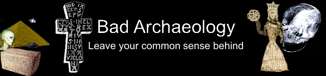 Bad Arcaheology logo