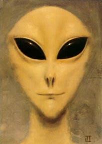 Whitley Streiber's alien