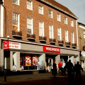 Woolworths, High Street, Hitchin