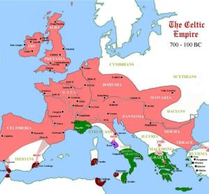 "The supposed ""Celtic Empire"""