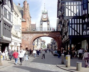 Chester Eastgate