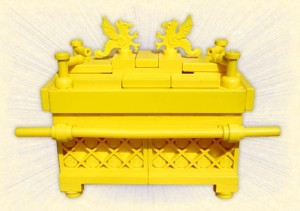 The Ark of the Covenant in Lego