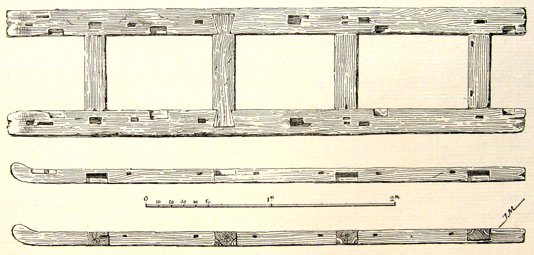 The funerary sledge of senusret iii from dashur