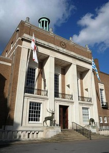 County Hall, Hertford