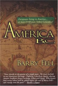 America BC: Barry Fell's best known work