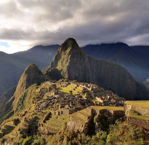 One of the best known views on Earth: Machu Pichu in June 2009 (Source)