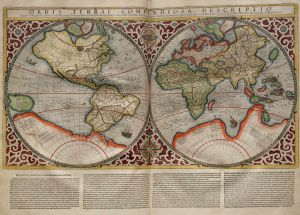 The Mercator World Map