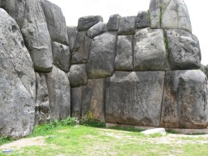 Typical Inka masonry at Saksaywaman (Source)