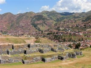 The fortress of Saksaywaman