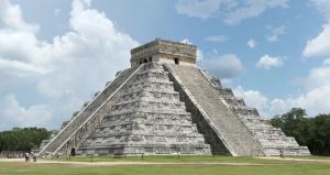El Castillo, Chichen Itzá
