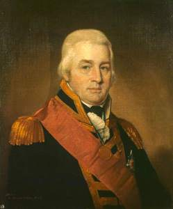 Sir Alexander Cochrane