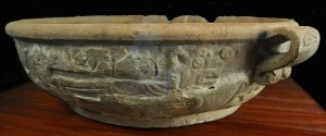 Fuente Magna: a bowl with a cuneiform inscription